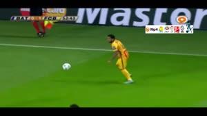 باته بوریسوف ۰-۲ بارسلونا