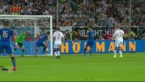 آلمان ۲-۴ آرژانتین