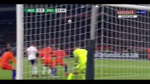 هلند 0 - 1 انگلیس