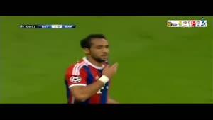 بایرنمونیخ ۳-۲ بارسلونا