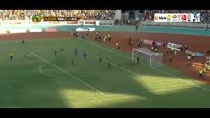 تانزانیا ۲-۲ الجزایر