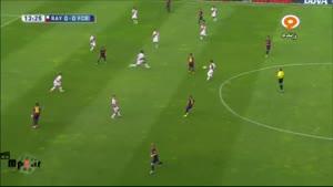 باسلونا ۲-۰ رایو وایکانو