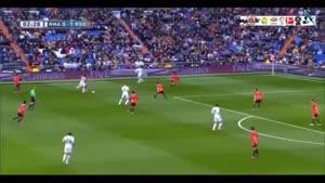 خلاصه بازی رئالمادرید ۴-۱ رئالسوسیداد