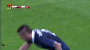 فرانسه ۱ - ۰ اسپانیا