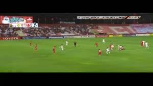الاهلی امارات ۳-۲ تراکتورسازی