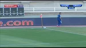 استقلال خوزستان ۱-۱ پرسپولیس
