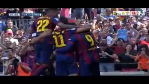 بارسلونا ۲-۰ والنسیا