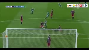 بارسلونا ۳-۱ ایبار