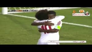 خلاصه بازی امارات - عراق ۳-۲