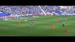 اسپانیول ۰-۲ بارسلونا