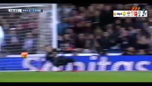 رئالمادرید ۰-۴ بارسلونا
