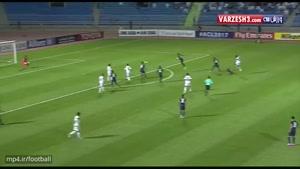 خلاصه بازی الهلال عربستان ۱-۰ الوحده امارات