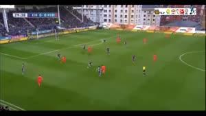 ایبار ۰ - ۲ بارسلونا