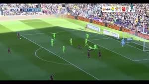 بارسلونا ۶-۰ ختافه