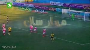 ترین های جالب و خنده دار فوتبال ایران در سال 96