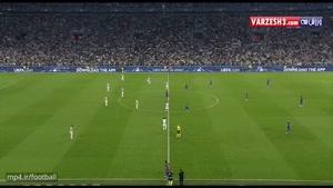 خلاصه بازی یوونتوس ۳-۰ بارسلونا (درخشش دیبالا)