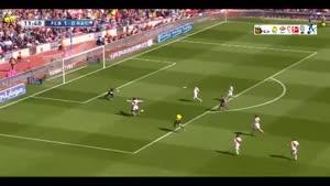 بارسلونا ۶-۱ رایو وایکانو