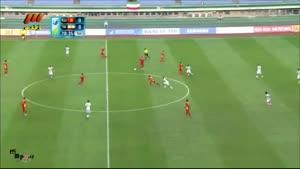 ایران ۱-۱ قرقیزستان