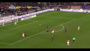 پاریسنژرمن 3 - موناکو 0