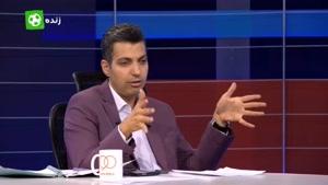 مصاحبه ی فردوسی پور با پسر خوب فوتبال ایران علیرضا جهانبخش