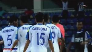 بازی فرانسه ۵ _ ۱ هندوراس