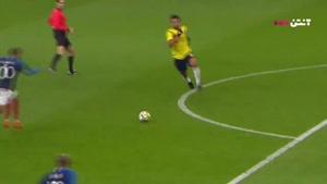 فرانسه 2 - کلمبیا 3