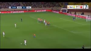 موناکو ۱-۲ والنسیا