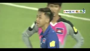 کامبوج ۰-۲ ژاپن