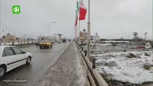 گلچین اتفاقات خارج از تهران برنامه نود در سال ۹۶