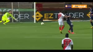 خلاصه بازی موناکو ۳-۱ پاری سن ژرمن