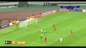 چین ۰-۰ ایران