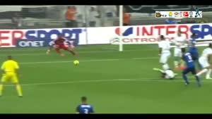 مارسی ۲-۱ موناکو