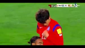 کرهجنوبی ۴-۰ میانمار
