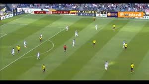 آمریکا ۲-۱ اکوادور