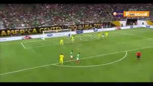 مکزیک ۱-۱ ونزوئلا
