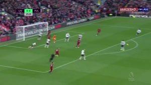 خلاصه بازی لیورپول 2 - فولام 0