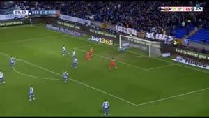بارسلونا ۴-۰ لاکرونیا