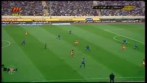 استقلال ۰-۱ فولاد خوزستان