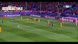 اتلتیکومادرید ۲-۰ بارسلونا