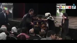 مراسم نکوداشت ناصر حجازی