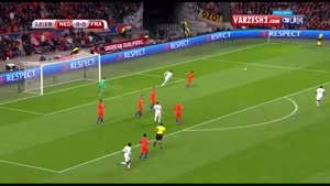 هلند ۰-۱ فرانسه