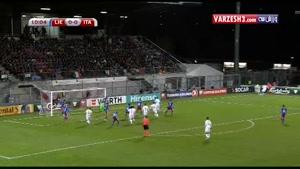 خلاصه بازی لیختن اشتاین ۰-۴ ایتالیا