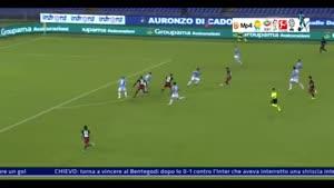 لاتزیو ۲-۰ جنوا