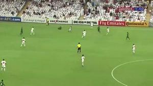 امارات ۲ - ۱ عربستان