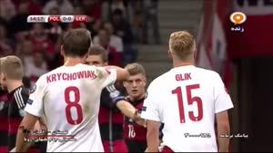 آلمان ۰ - ۲ لهستان