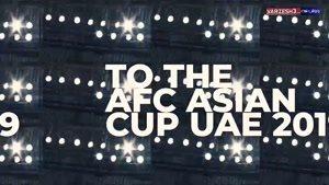 ۵۰ روز مانده تا شروع جام ملتهای آسیا ۲۰۱۹