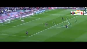 بارسلونا ۵- ۰ لوانته