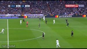 رئال مادرید ۳-۱ ناپولی