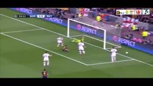 بارسلونا۳-۰ بایرنمونیخ
