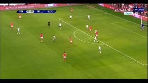 ترکیه 1 - 0 جمهوری ایرلند